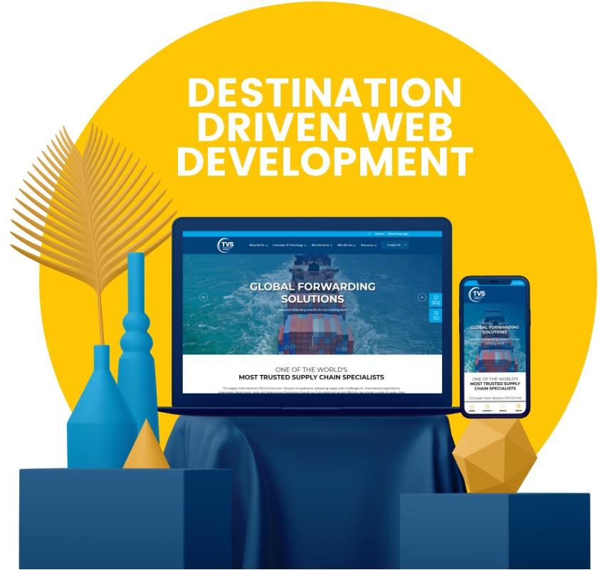 Building customer centric websites